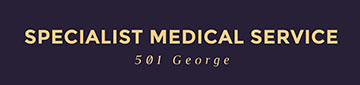 Specialist Medical Services