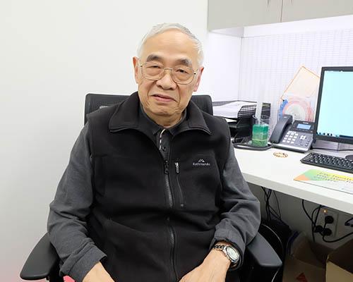 Dr Vitus Wong