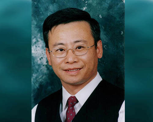 Dr Frank Zhu