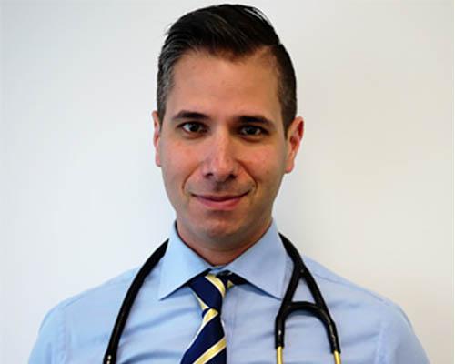 Dr Adam Berger