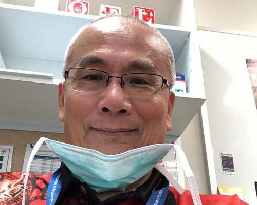 Dr Tony Xie